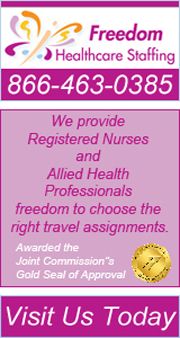 Click here to visit Freedom Healthcare Staffing