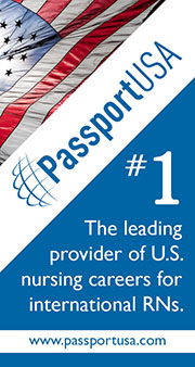 Foreign Nurses click here for Passport USA Staffing
